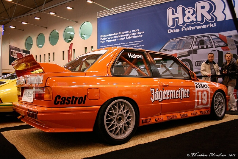 Quot Jagerbomb Quot 500 Ps Replica Vom J 228 Germeister Bmw E30 M3 Dtm Addicted To Motorsport