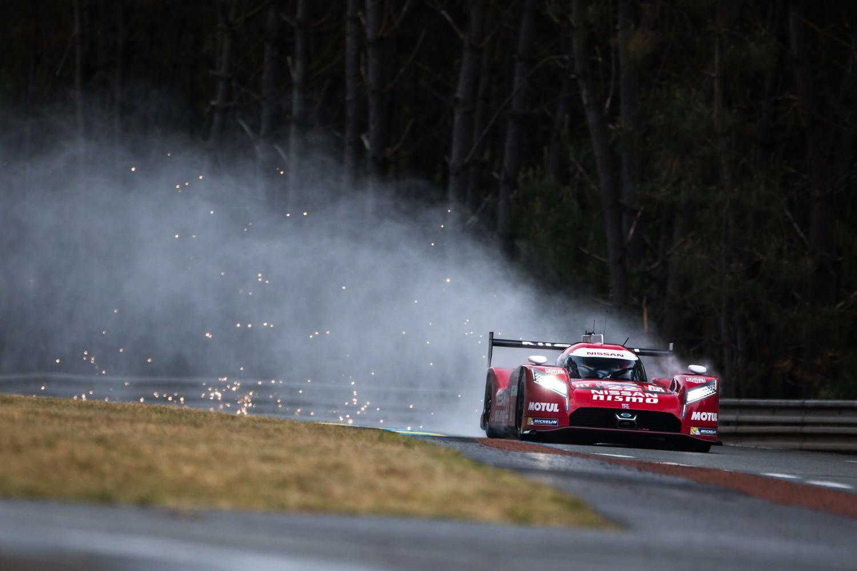 NISSAN GT-R LM NISMO Hybrid / Harry TINCKNELL / Michael KRUMM / Alex BUNCOMBE - Le Mans 2015 (Foto: Nissan)