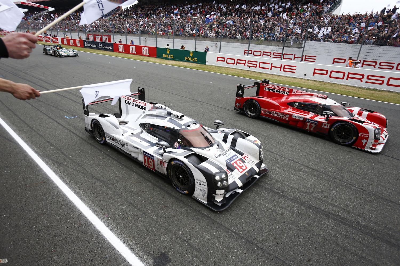 24h Le Mans 2015: 17. Gesamtsieg für Porsche, Enttäuschung