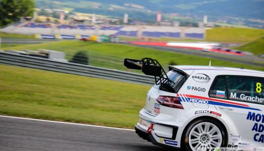 Fotos: Rennpremiere VW Golf 7 TCR