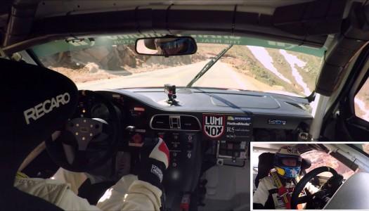Jeff Zwart bezwingt den Pikes Peak im Porsche 911 GT3 Cup Turbo