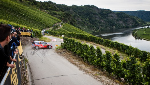 Videos: Tests Deutschland Rallye 2015