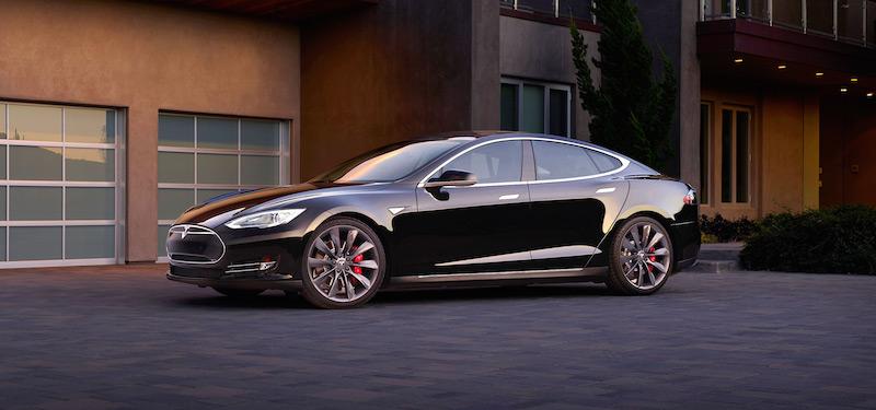 Tesla Model S (Foto: Tesla Motors)