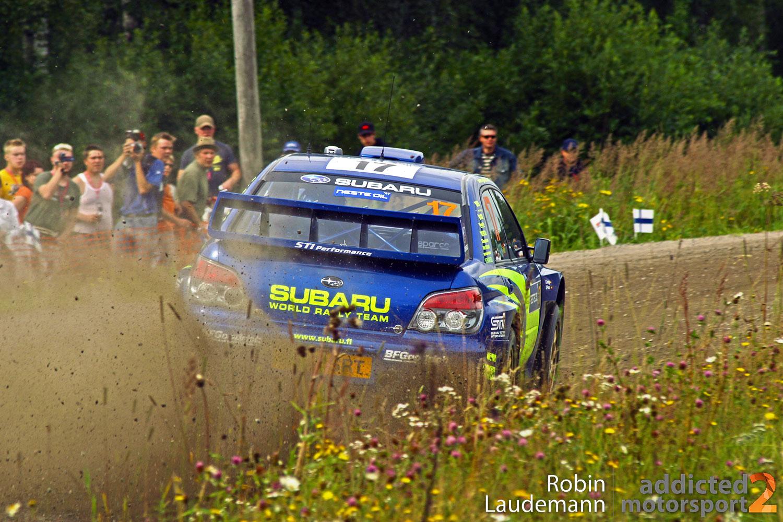 Rally Finland 2007 (Foto: Robin Laudemann)