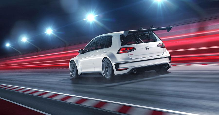 Volkswagen Golf GTI TCR (Foto: VW Motorsport)