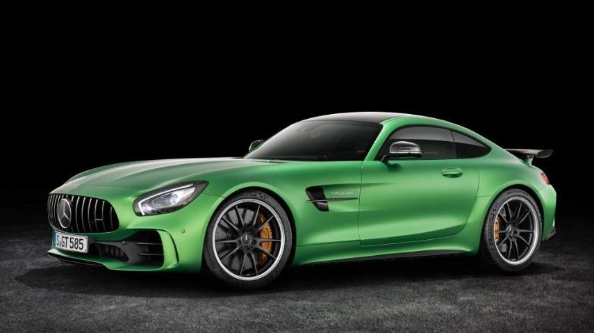 Mercedes AMG GT R (Source: germancarforum.com)