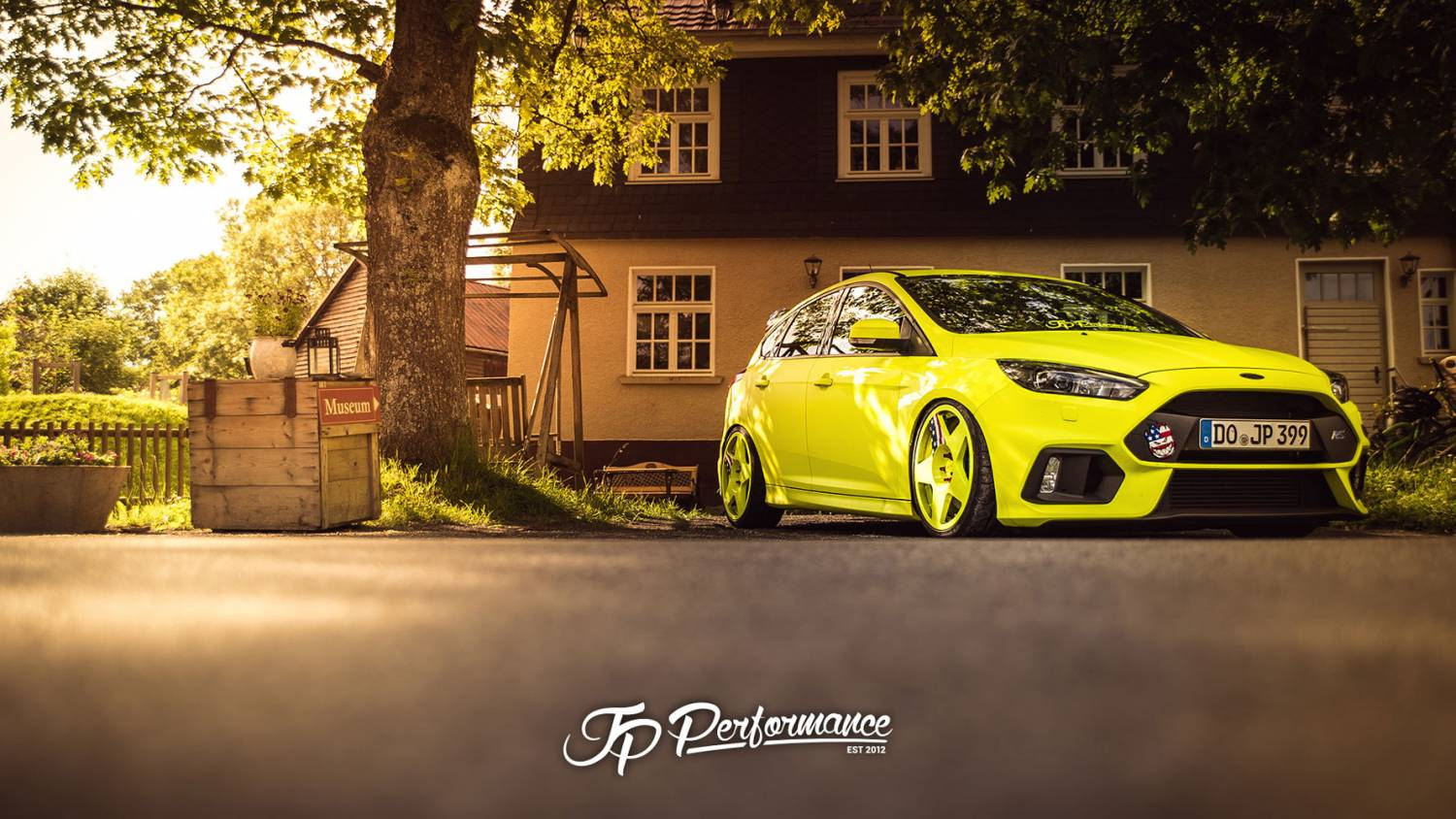 Jp Performance Ford Focus Rs Wallpaper Addicted To
