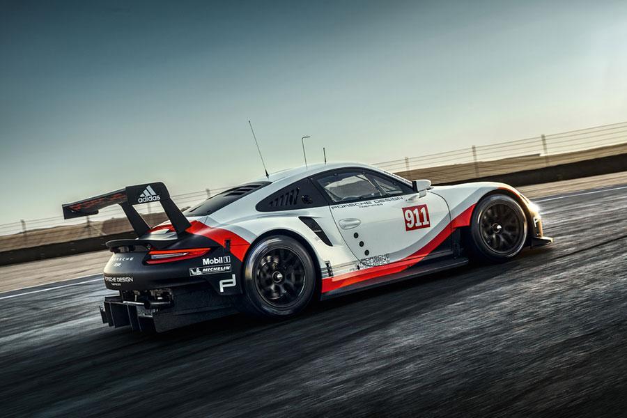 Porsche 911 RSR 2017 (Foto: Porsche)