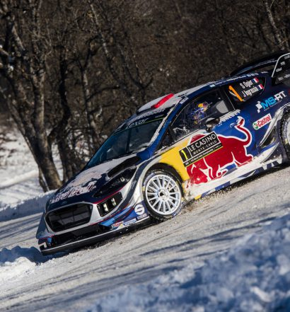 Rallye Monte Carlo 2017 (Foto: Red Bull Content Pool)