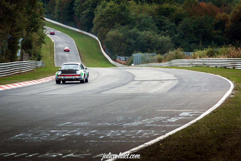 Touristenfahrten auf der Nürburgring-Nordschleife (Foto: Julien Huet)