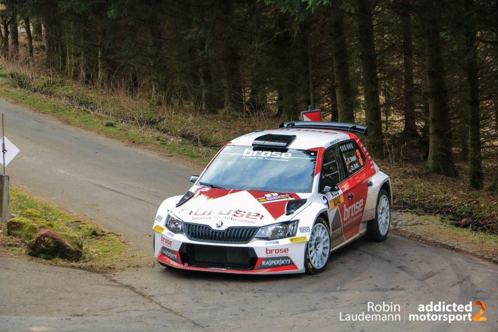 Saarland-Pfalz Rallye 2017 (Foto: Robin Laudemann)