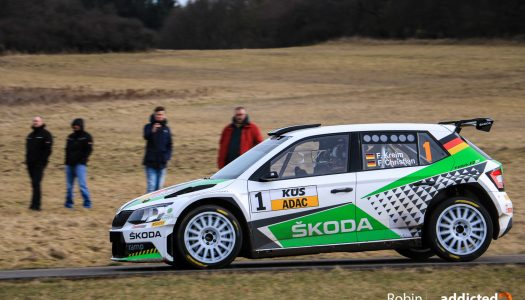 Saarland-Pfalz Rallye 2017: Fotos & Kurzer Bericht