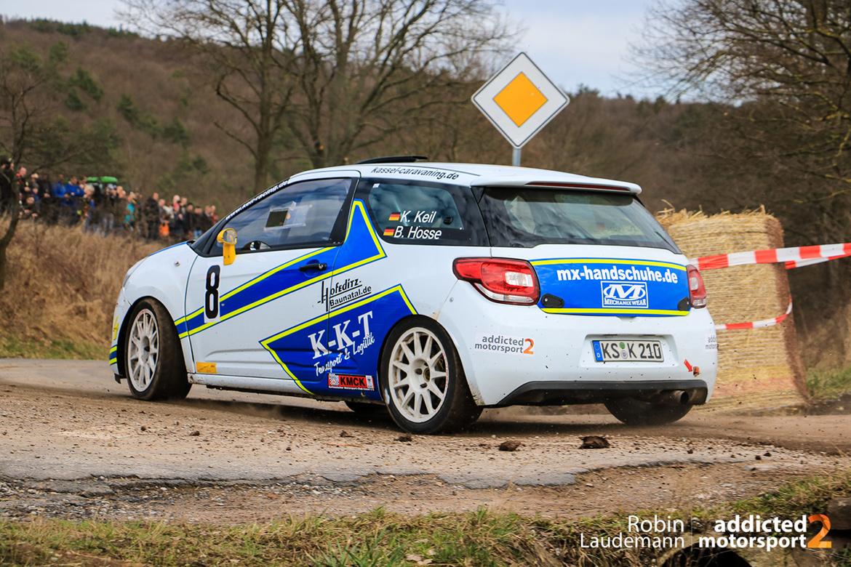 Keil Racing, Werra-Meißner-Rallye 2017