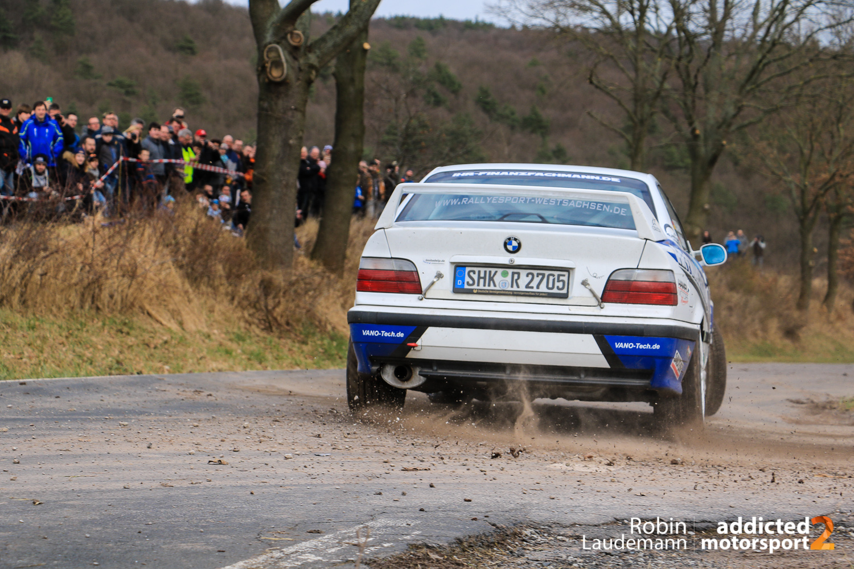 Werra-Meißner-Rallye 2017 (Foto: Robin Laudemann)