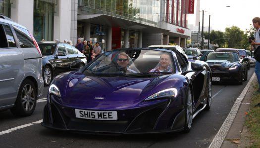 10 Autos, die in Violett erstaunlich gut aussehen