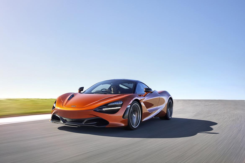 McLaren 720S (Foto: McLaren)