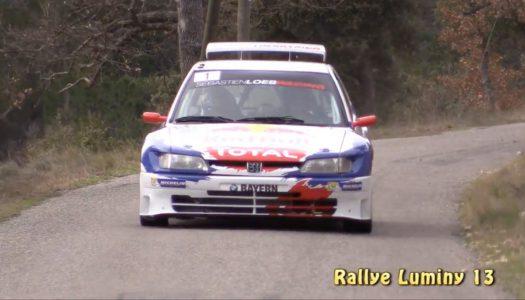 Sieg im Peugeot 306 Maxi: Sebastién Loeb kann es noch!