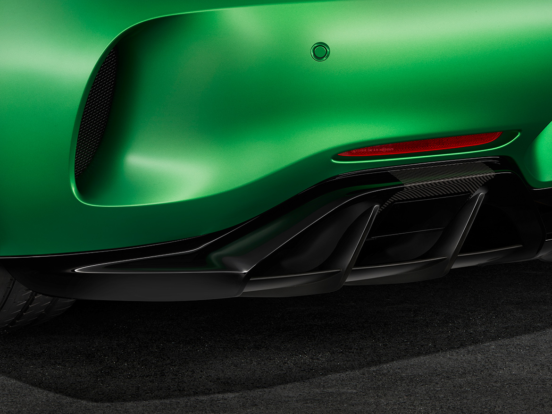 Mercedes AMG GT R (Foto: Mercedes)