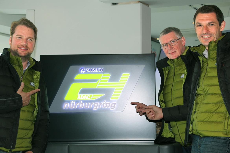 Neues Logo für das 24h-Rennen in 2017 (Foto: 24h-Media)