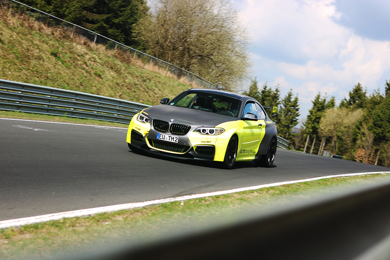 BMW M235i Clubsport by TM Motorsport (Foto: PSringfotos)