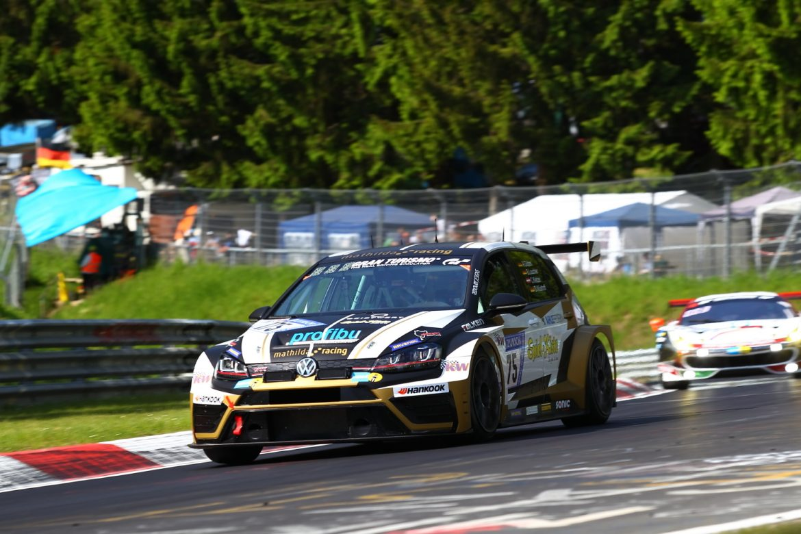 VW Golf 7 TCR - Mathilda Racing - 24h-Rennen 2017 (Foto: VW)