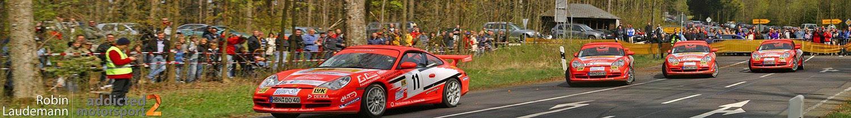 Olaf Dobberkau - Porsche 996 GT3 - Rallye Vogelsberg 2007 (Foto: Robin Laudemann)