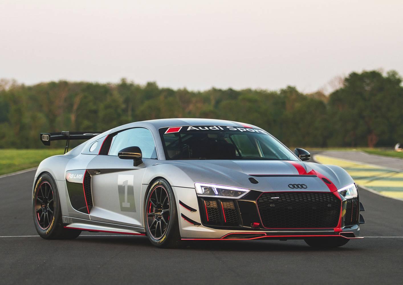 Audi R8 LMS GT4 (Foto: Kevin Adolf – FlimFlam Media)