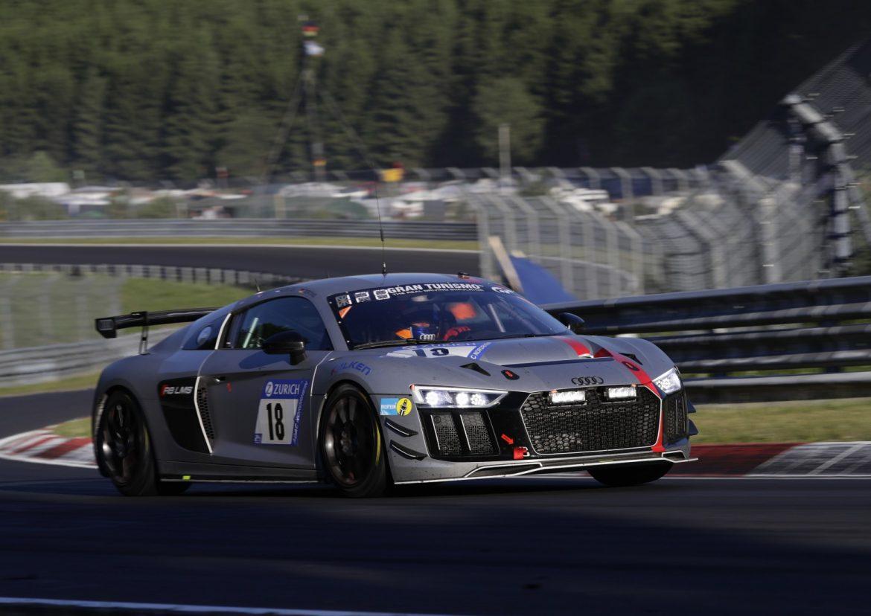 Audi R8 LMS GT4 (Foto: Ferdi Kräling Motorsport-Bild GmbH )