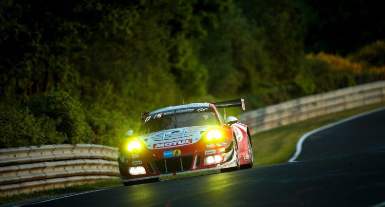 Porsche 911 GT3 R (#31), Frikadelli Racing (Foto: Porsche)