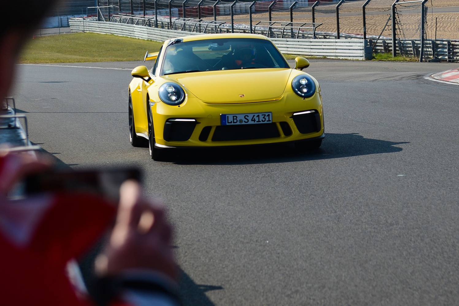 Porsche 991.2 GT3 (Foto: Porsche)