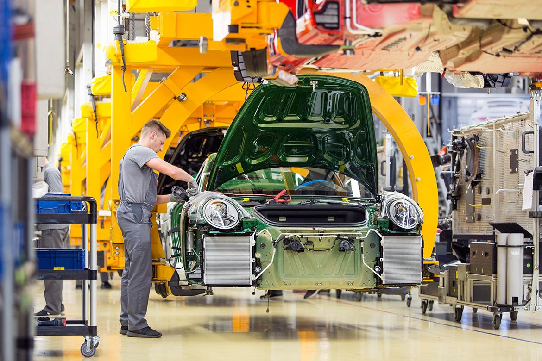 Der einmillionste 911er (Foto: Porsche)