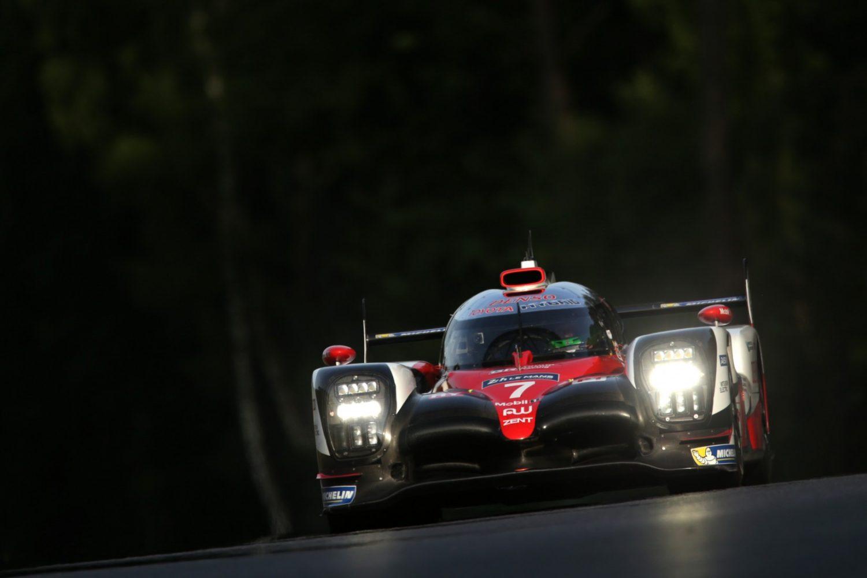 Toyota TS050 Hybrid - Le Mans 2017 (Foto: Toyota)