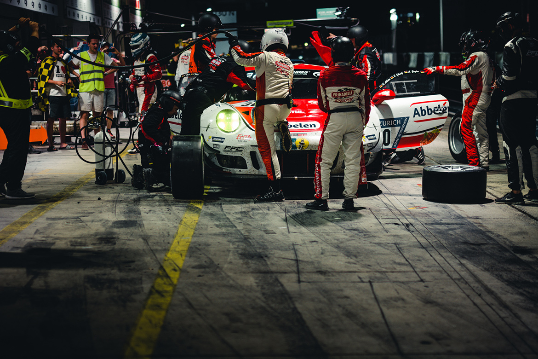 Frikadelli Porsche 991 GT3 R - N24h 2017 (Foto: Felix Maurer)