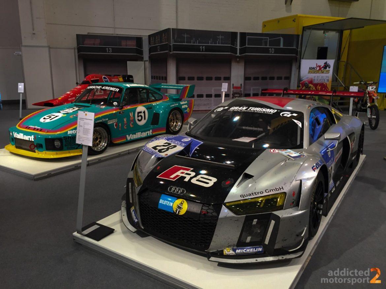 Porsche 935 K2 auf der Essen Motor Show 2015