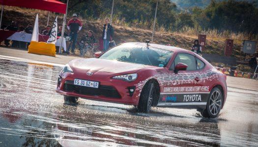 Rekord-Drift im Toyota GT86: 165 Kilometer