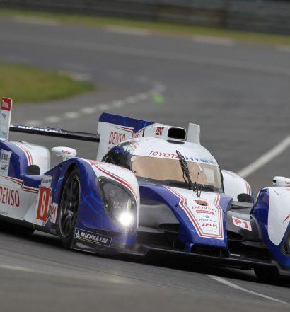 Toyota TS030 Hybrid - Le Mans 2012 (Foto: Michelin Motorsport WEC/© Florent Gooden)