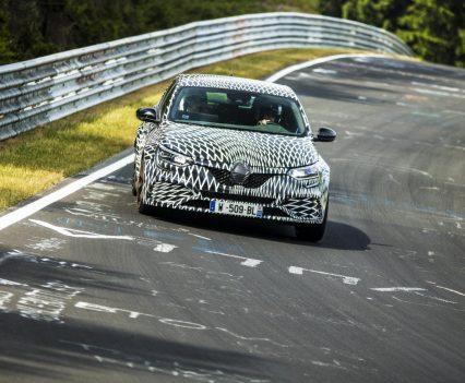 Renault Megane RS 2018 (Foto: PSringfotos)