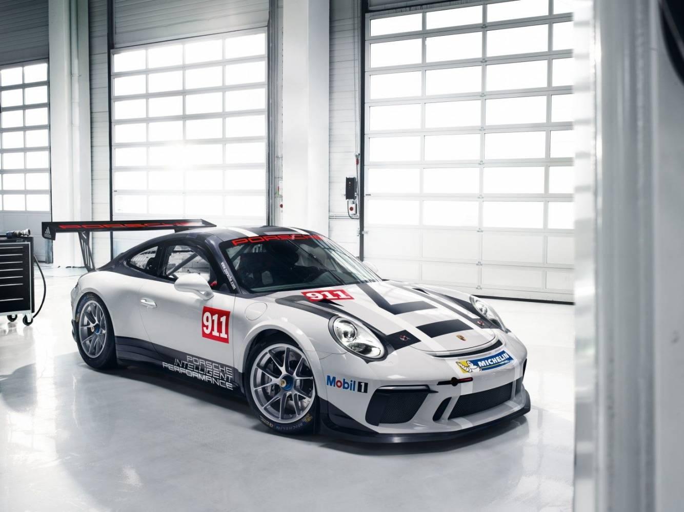 Porsche 991 GT3 Cup (Foto: Porsche)