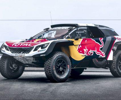 Peugeot 3008 DKR Maxi (Foto: Red Bull Conent Pool)