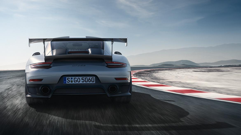 Porsche 991 GT2 RS (Foto: Hersteller)
