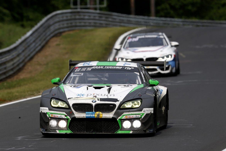 Schubert BMW M6 GT3 #20 - 24h-Rennen 2017 (Foto: BMW)