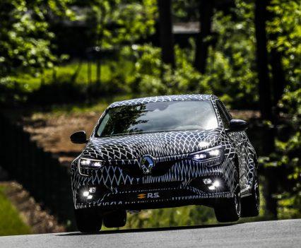 Renault Megane RS 2018 (Foto: Hersteller)