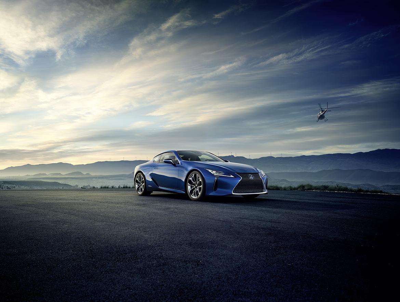 Das bedeuten die Modellbezeichnungen von Lexus