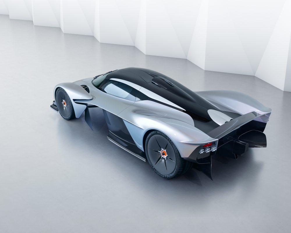 Aston Martin Valkyrie (Foto: Hersteller)