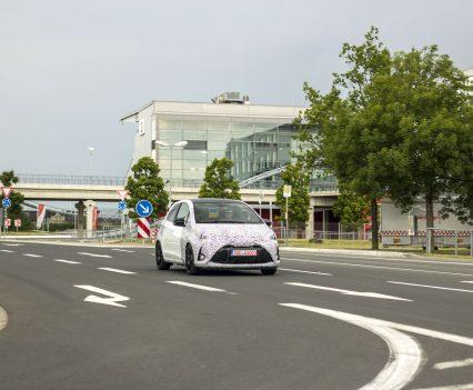 Toyota Yaris GRMN (Foto: Nurburgringlivepics)