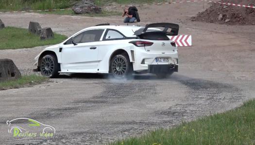 Rallye Deutschland 2017 – Videos von den Tests