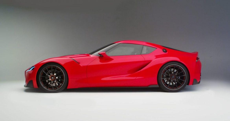 Toyota FT-1 Konzept (Foto: Hersteller)