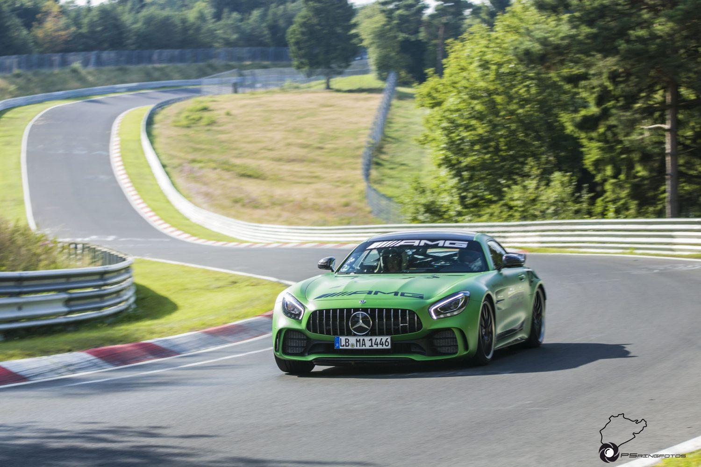 Mercedes AMG GT R Ringtaxi (Foto: PSringfotos)