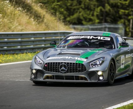 Mercedes AMG GT4 (Foto: PSringfotos)