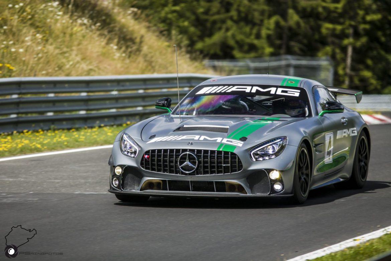 Mercedes AMG GT4 (Foto: Hersteller)